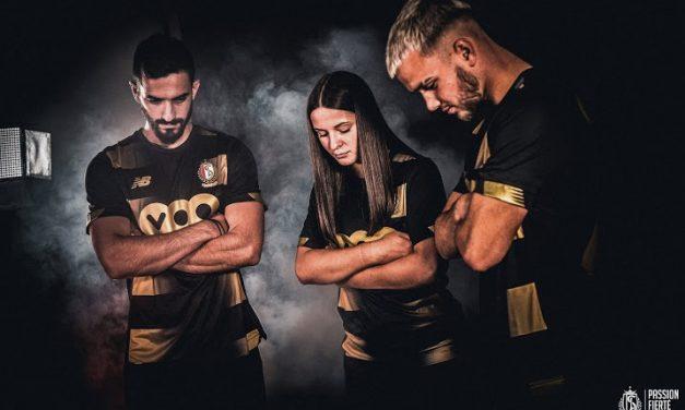 Standard de Liège 2021 les nouveaux maillots de football avec New Balance