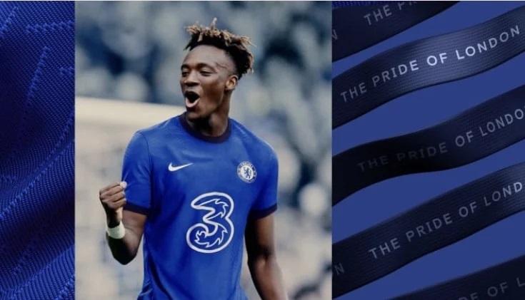 maillot domicile Chelsea 2021
