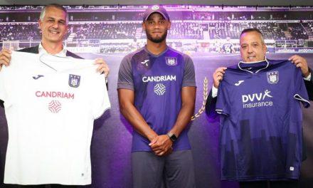 RSC Anderlecht 2021 présente ses nouveaux maillots de foot