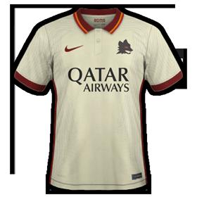 AS Roma 2021 maillot de foot exterieur