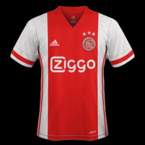 Ajax 2021 maillot de foot domicile