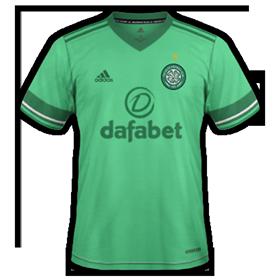 Celtic 2021 nouveau maillot exterieur
