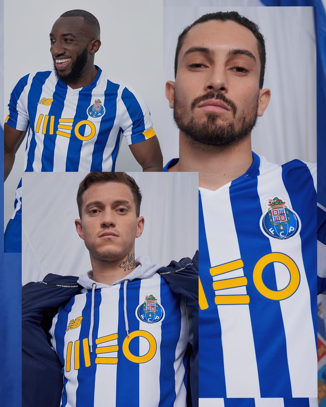 FC Porto 2021 New Balance maillot domicile