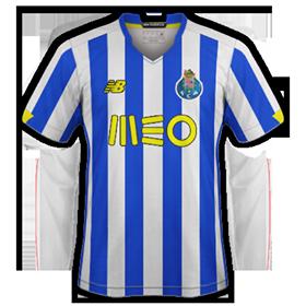 FC Porto 2021 maillot domicile foot