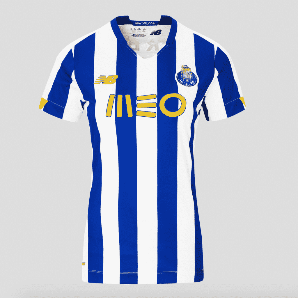FC Porto 2021 nouveau maillot domicile