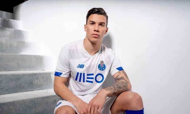FC Porto 2021 toujours avec New Balance pour les nouveaux maillots