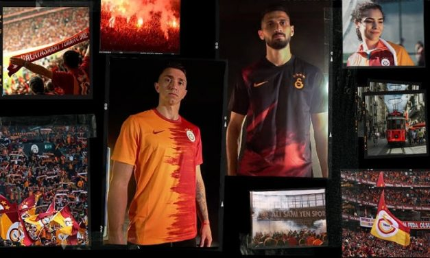 Galatasaray 2021 les 3 nouveaux maillots Nike