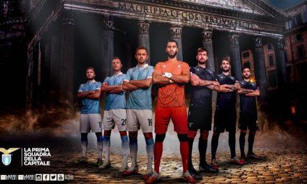 Lazio 2021 les nouveaux maillots de foot