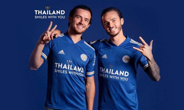 Leicester 2021 les nouveaux maillots des Foxes