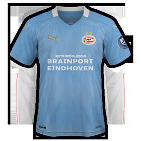 PSV Eindhoven 2021 maillot de foot exterieur