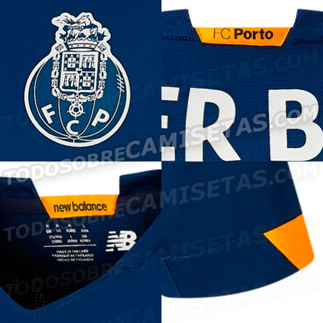 Porto 2020 2021 maillot exterieur foot