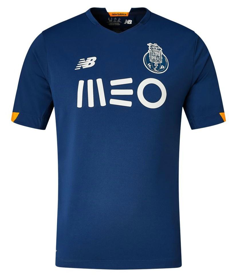 Porto 2021 maillot officiel exterieur