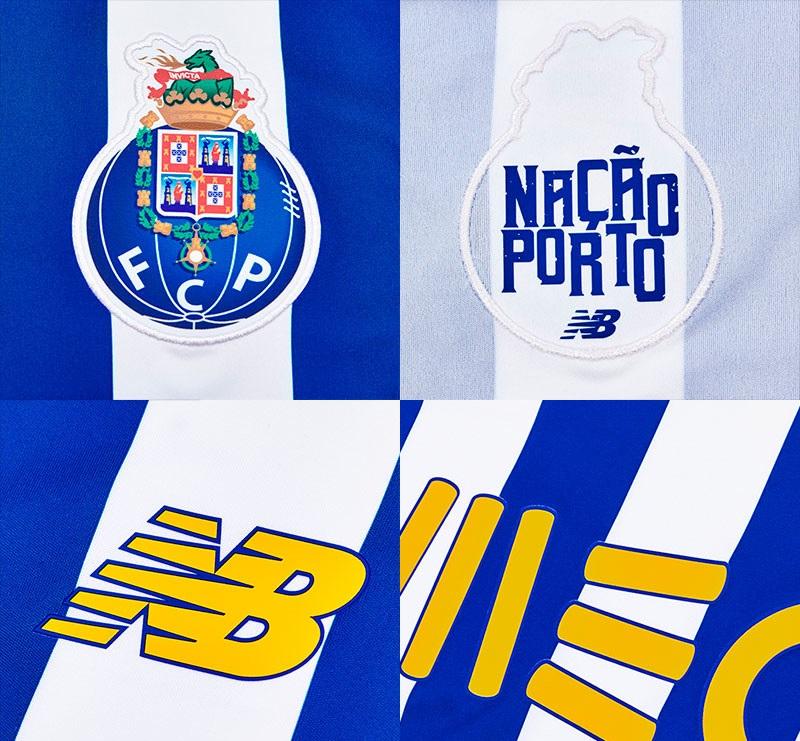 Porto 2021 nacao porto interieur maillot
