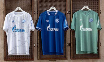 Schalke 2021 dévoile ses nouveaux maillots de foot