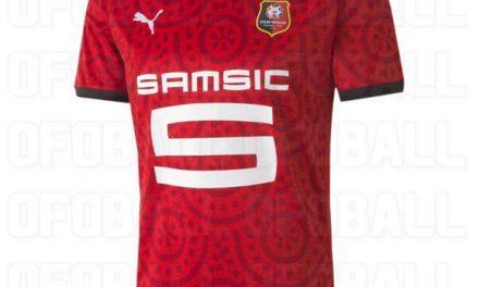 Stade Rennais 2021 les nouveaux maillots sont connus