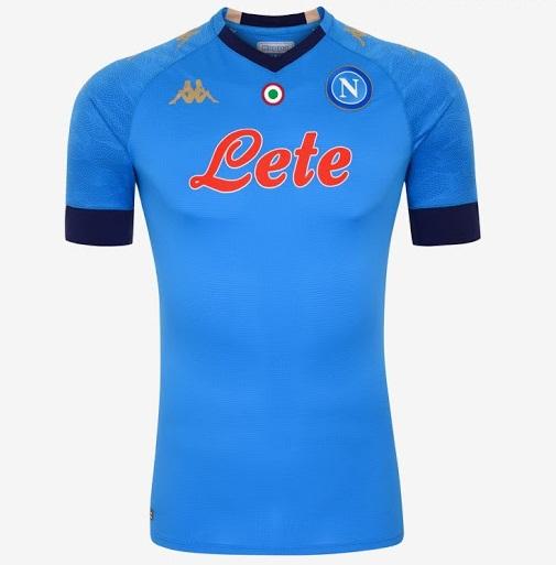 Naples 2021 quatrieme maillot europe Kappa