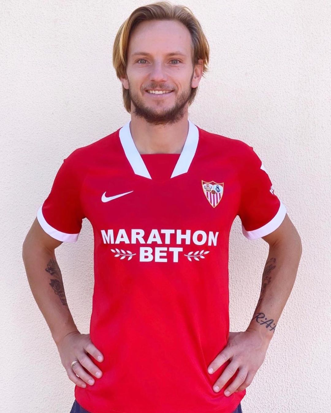 FC Seville 2021 maillot exterieur football Nike