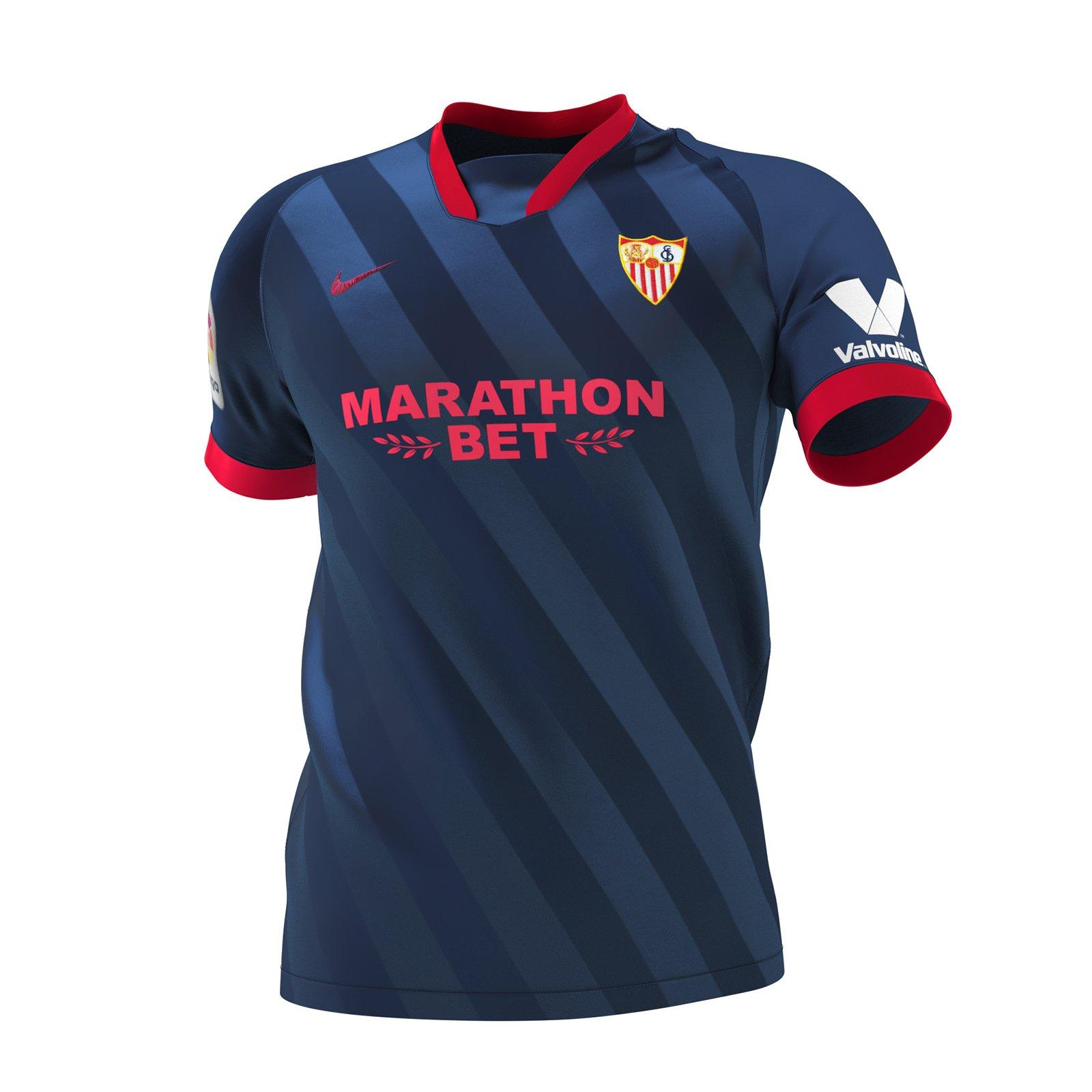 FC Seville 2021 maillot third football