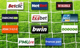Les 9 sponsors de paris sportifs en Ligue 1 2020-2021