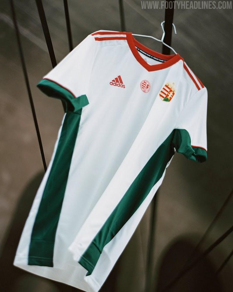 Hongrie Euro 2020 maillot exterieur