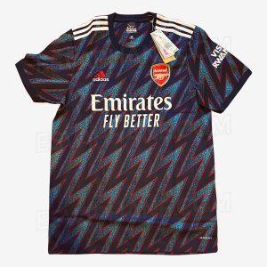 Arsenal 2022 nouveau maillot de foot third