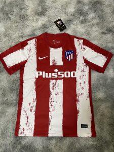 Atletico Madrid 2022 nouveau maillot domicile foot 21 22