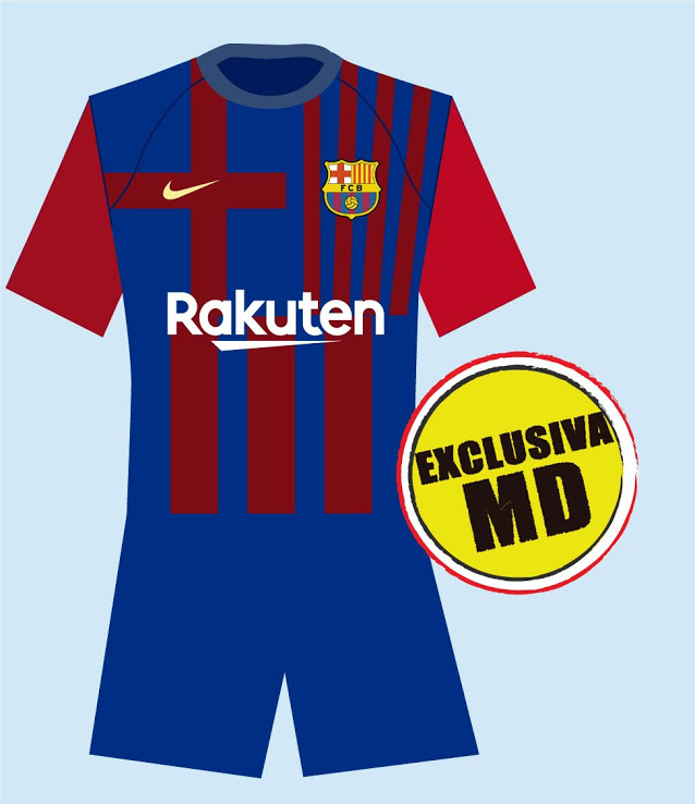 Barcelone 2020 maillot foot domicile possible
