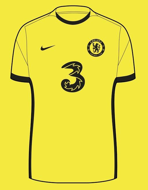 Chelsea 2022 maillot exterieur possible prediction