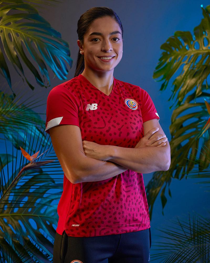Costa Rica 2020 nouveau maillot domicile 2021 New Balance