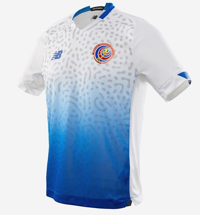 Costa Rica 2021 maillot de foot exterieur