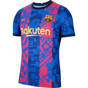 FC Barcelone 2022 3eme maillot third foot