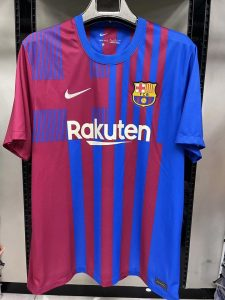 FC Barcelone 2022 maillot de foot domicile Nike