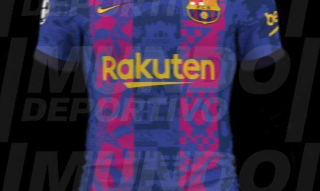 Les 3 nouveaux maillots de foot FC Barcelone 2022 avec Nike