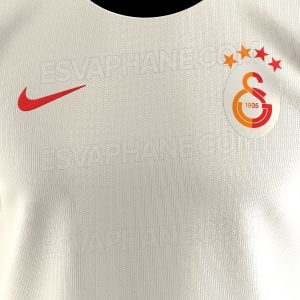 Galatasaray 2022 couleurs maillot third