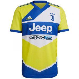 Juventus 2021 2022 nouveau troisieme maillot third