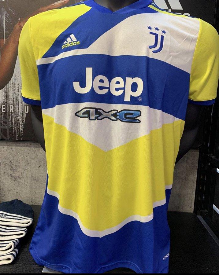 Juventus 2022 3eme maillot third 21 22