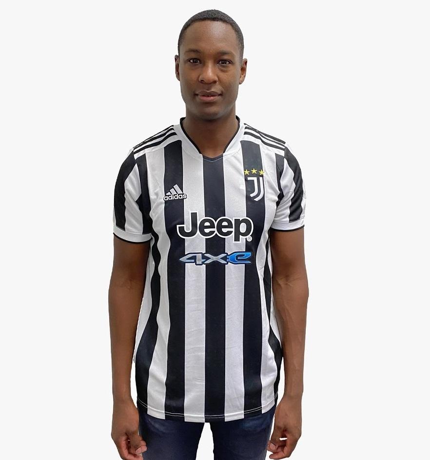 Juventus 2022 maillot de foot domicile 1