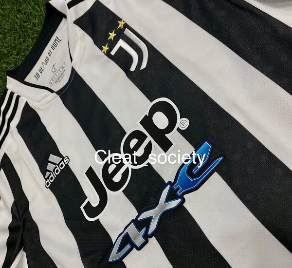 Juventus 2022 maillot de foot domicile