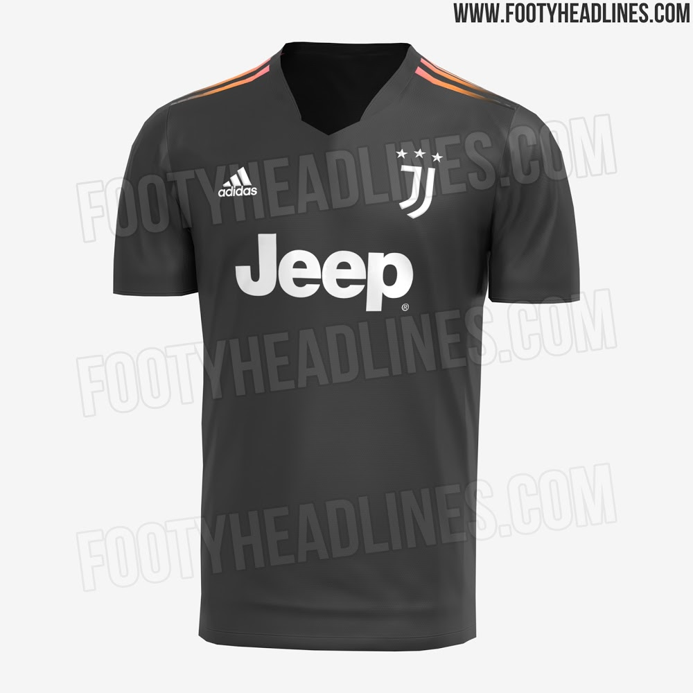 Juventus 2022 maillot exterieur prediction foot