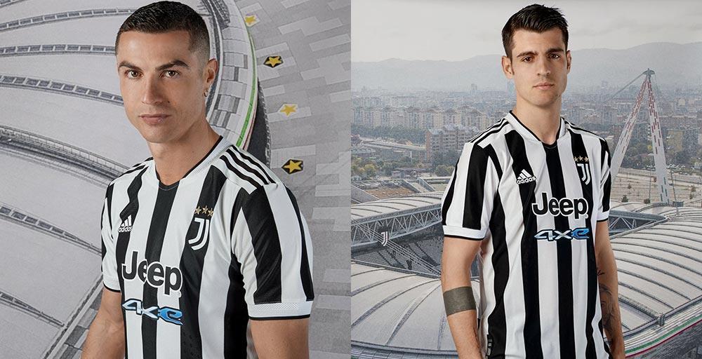 Juventus 2022 nouveau maillot de foot domicile 1