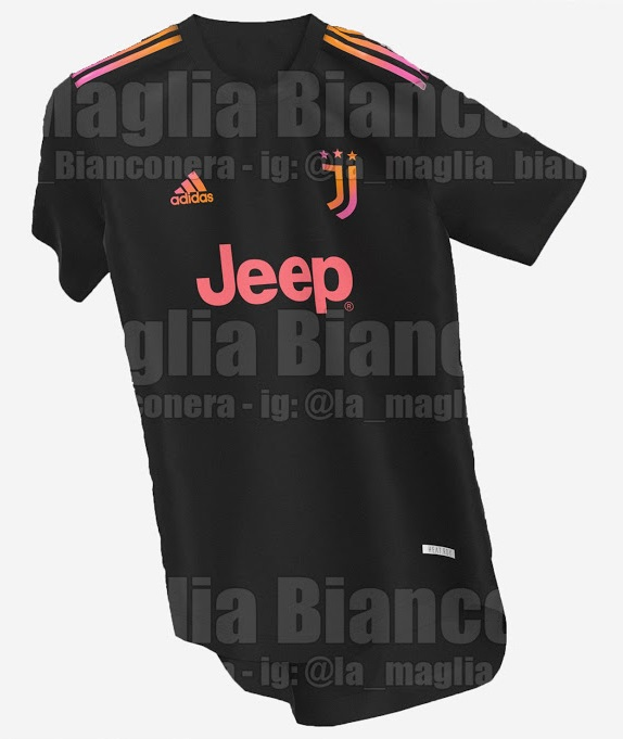 Juventus 2022 possible maillot exterieur foot