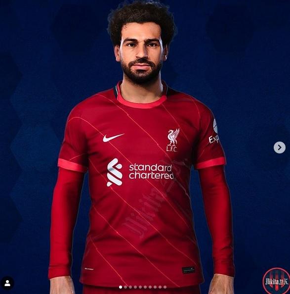 Liverpool 2022 maillot de football domicile