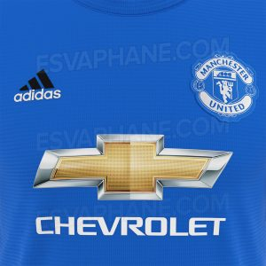 Manchester United 2022 couleur maillot third