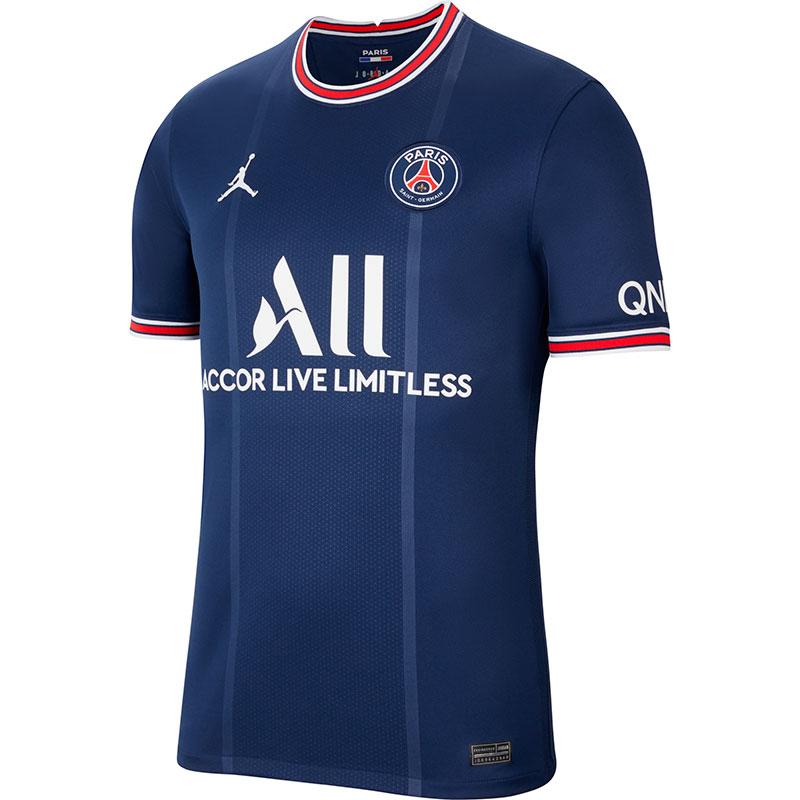 PSG 2022 nouveau maillot domicile football 2021 2022