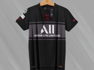 PSG 2022 nouveau maillot foot third Paris