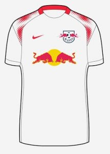 RB Leipzig maillot domicile 2022 prediction