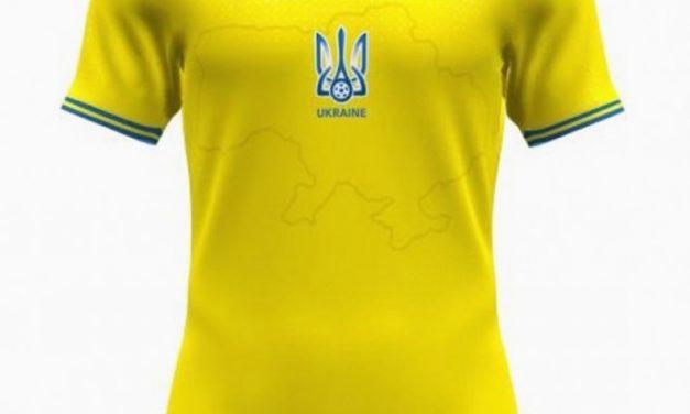 Ukraine Euro 2020 Joma fait les nouveaux maillots de foot