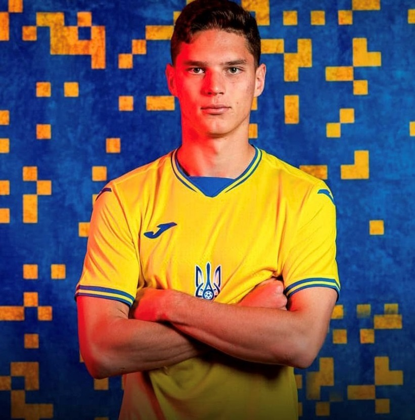 Ukraine Euro 2020 nouveau maillot domicile Joma