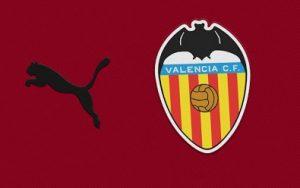 Valence 2022 couleur maillot foot exterieur Valencia