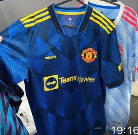 Manchester United 2022 maillot de foot third